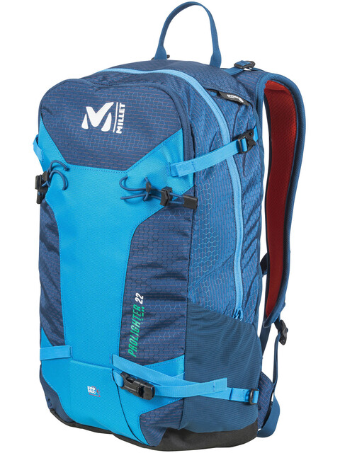 Millet Prolighter 22 Backpack Unisex, electric blue/poseidon